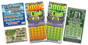 how to win on scratch offs