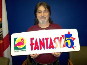7 time lottery winner Richard Lustig