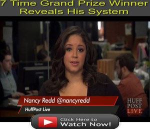 Nancy Redd interview reveals how to win the lottery