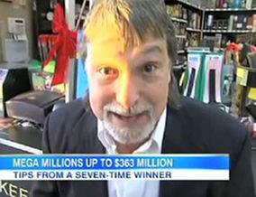 7 lottery wins