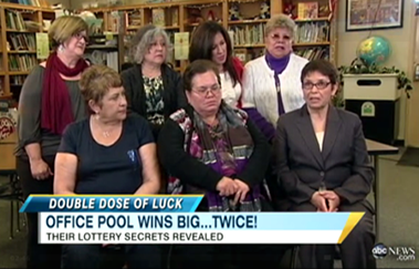 florida syndicate wins lottery twice