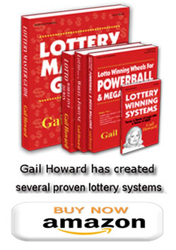 Gail Howard's lottery systems are available on Amazon